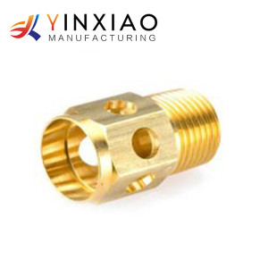 Customized Precision CNC Brass/Copper Milling Parts For Machinery Parts