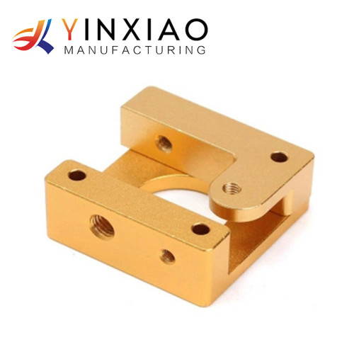Factory custom precision cnc machining parts  for brass casting machine parts