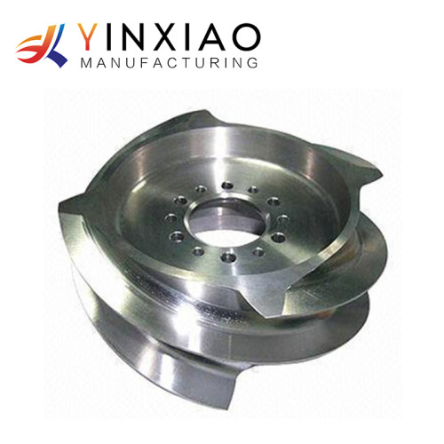 OEM/ODM High Precision Steel Milling Parts  For Industry Component