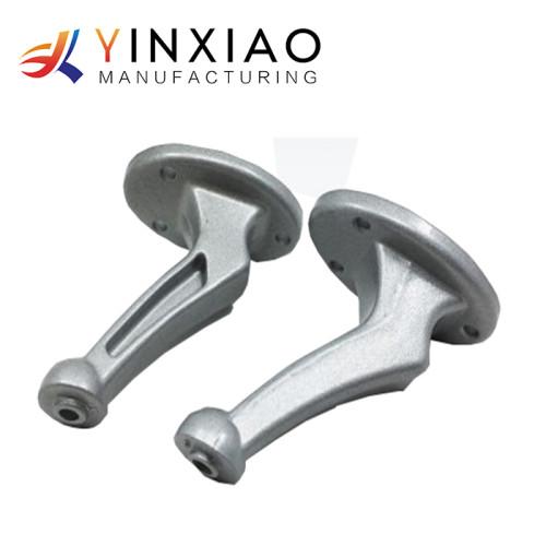 Piezas de torneado de zinc CNC de alta precisión OEM para la industria de maquinaria