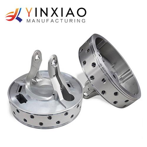 Piezas de fresado CNC de alta precisión OEM para automóviles e industria ferroviaria de alta velocidad