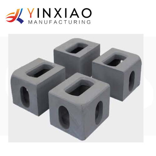 High Precision Investment Castings Steel Parts For Container Corner Fitting