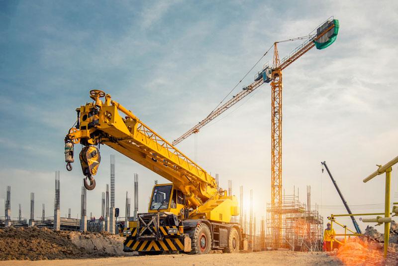 Acero para construcción - Acero para maquinaria pesada