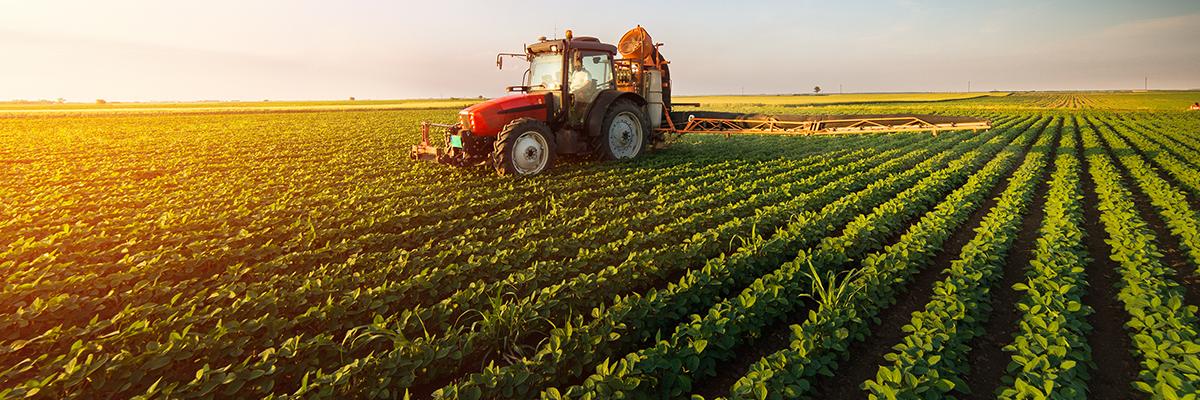 Piezas de fundición de la industria de maquinaria agrícola