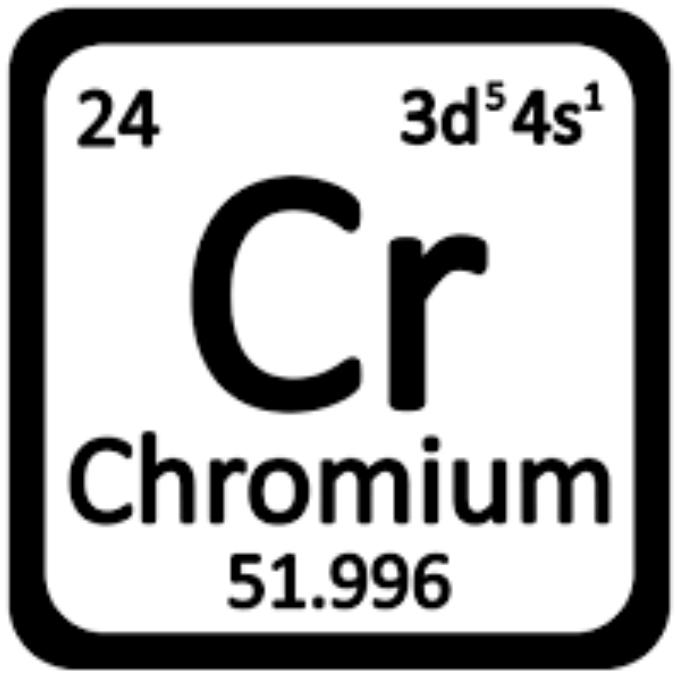 Chromium steel