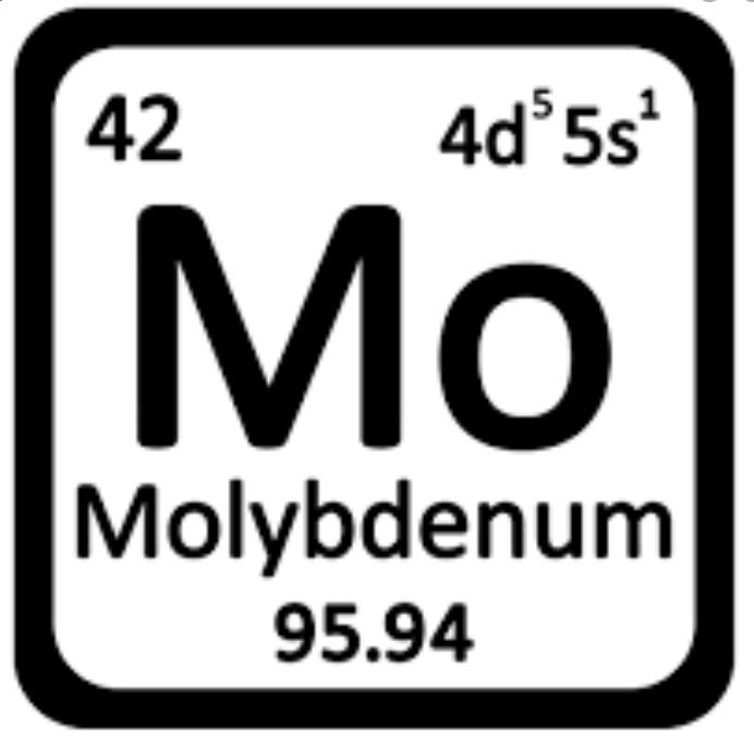 Molybdenum steel