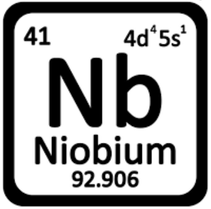 Niobium steel