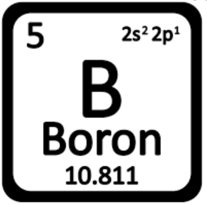Boron steel