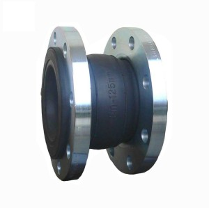 Rubber Expansion Joints, Single/Double Sphere