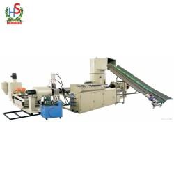 Water-Ring Plastic PP PE Granulating Machine