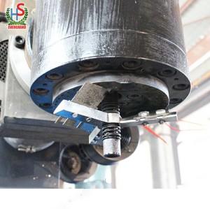 Machine de granulation en plastique PP PE à anneau d'eau