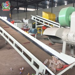 Buy Plastic Pet Bottle Crushing And Washing Machine/Recycling Line