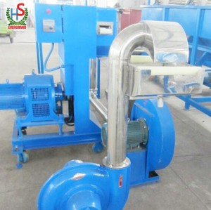 Waste Plastic Bags Film Recycling Pelletizing Machine Line Price