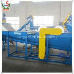 Pet Plastic Bottles Recycling Machinery Recycle Washing Line/Machine
