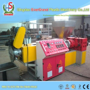 PP/ABS/PE/EPP Plastic Recycling Granulate Pelletizing Machine/Line/Equipment