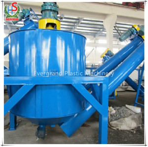 Professional Waste Plastic Pet Bottle Crushing Washing Recycling Machinery for Low price