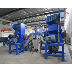 Plastic PP/HDPE/LDPE/LLDPE/ABS/PS/PVC/PC/Film/Bag/Drum/Pipe/Container/Box/Barrel Crushing Machine