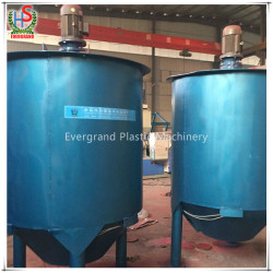 Good Quality 500kg/h Plastic Pet Dirty Clean Bottles Recycling Hot Washing Cleaning Machine