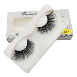Best seller New design 3d 5d eyelashes dramatic eyelash real mink 20mm lashes