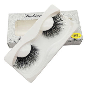 Best seller New design 3d 5d eyelash dramatic real mink 20mm lashes