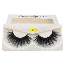 2021 Wholesale October latest long life 3d real mink 25mm long eyelashes
