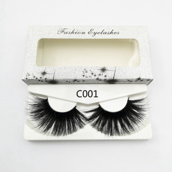 Cheap Wholesale Custom Eyelash Packaging Box Light Weight Mink False Eyelash