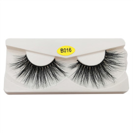 Private Label 100% Real 3d Mink Eyelashes Lashes Mink Cruelty Free 3d Mink Eyelashes