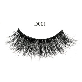 High Quality Own Brand Private Label 100% Real Mink Lashes 3d Mink eyelashes