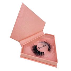 100% 25mm Mink Lashes 100% 3d Eye Mink Fur 25mm Eyelashes