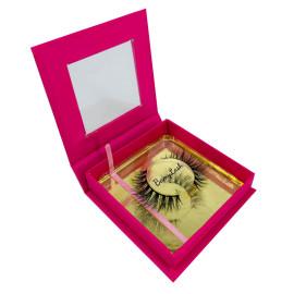 Wholesale Mink Lashes Private Label 100% 3D Mink Eyelash
