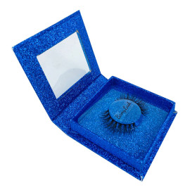 Wholesale Mink 3D Lashes 100% 3D Mink False Eyelash