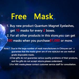 Buy our shop eyelashes free masks