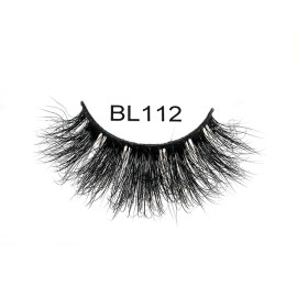 100% Siberian Mink Fur 3D False Eyelashes Wholesale Cheap Mink Lashes With Private Label Packaging