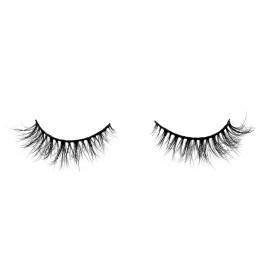 10mm short eyelashes Lashes Factory Luxury 10mm Lash 3d Mink Eyelashes Vendor