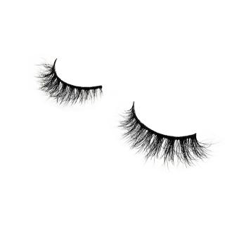 10mm short eyelash Natural look Short Mink Lashes 3D Mink Natural daily make up eyelashes