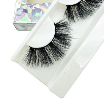 Faux Mink Eyelashes Natural Long 5D Thick Full Strip False Lashes Makeup(5D03)