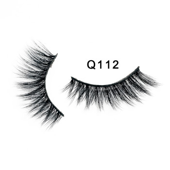 3D Mink Eyelashes Wispy 1 Pair Beauty Natural False Long Eyelash Thick Hair Lash Makeup Lashes