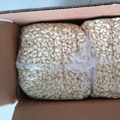 Blanched Peanut Seeds