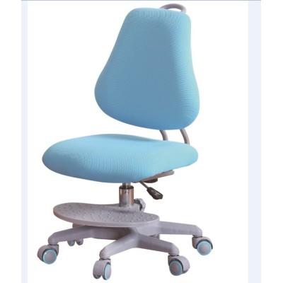 Ergonomic study chair, Metal frame , plastic seat