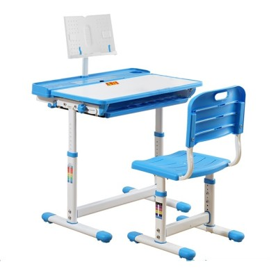 Ergonomic study table set