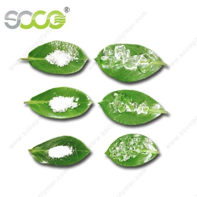 SOCO New Product Agricultural Drought Resistance Hydrogel SAP K For Grow Seedlings
