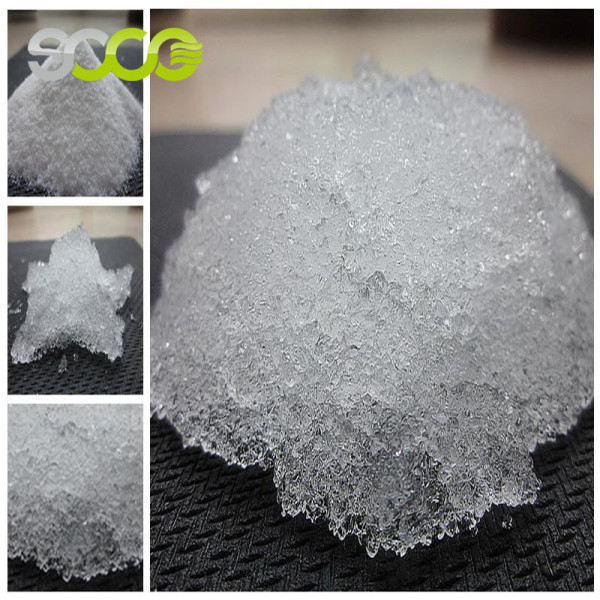 High  Absorbtion Sodium Polyacrylate Crystals Solidwaterfor Industry