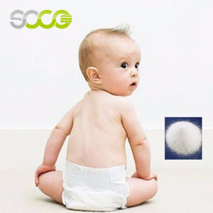 Professional Polyacrylate Of Sodium For Diaper Pad