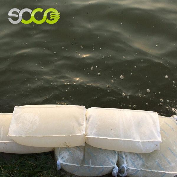 Сырье поглощения высокой воды полиакрилата натрия для мешков Anti-потока