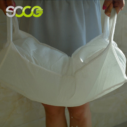 Non Woven Water Absorbing Flood Control Bags Used for Flood Dams