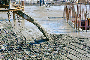 Application of super absorbent resin in concrete research
