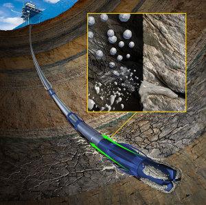 Aplicación de agente de retención de agua en el campo de la perforación petrolera.