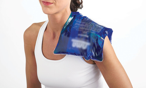 Application of water absorbent For Ice Bag
