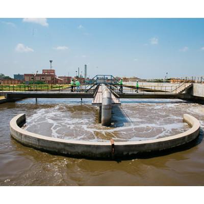 Polímero súper absorbente para tratamiento de aguas residuales.