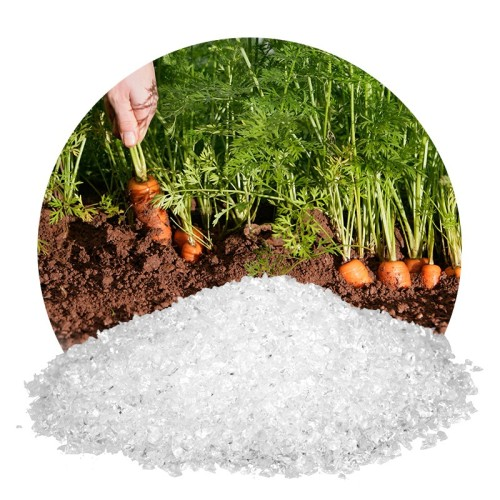 potassium polyacrylate for soil mixes